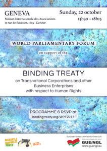 world parliamentary forum