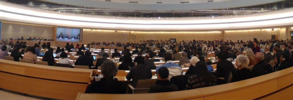 3rd Session OEIWG on Binding Treaty – Day 1