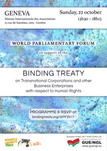 world parliamentary forum